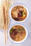 Chinese soup Royalty Free Stock Images