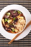 Chinese soup Stock Photography
