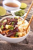Chinese soup Royalty Free Stock Photos