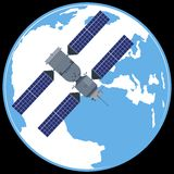 Chinese spacecraft Shenzhou Royalty Free Stock Photo