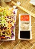 Chinese Specerijen royalty-vrije stock afbeelding