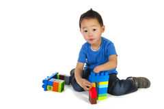 Chinese special needs child Stock Images