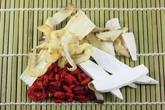 Chinese spices Royalty Free Stock Images