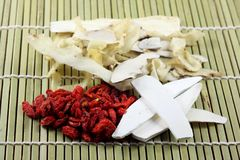 Chinese spices Stock Images
