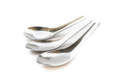 Chinese Spoon Royalty Free Stock Images