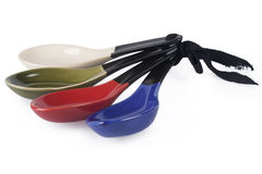 Chinese Spoons royalty free stock images