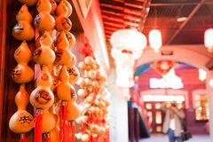 Chinese Spring Festival auspicious ornaments Royalty Free Stock Photo