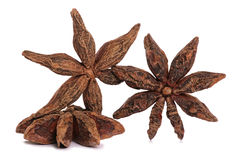 Chinese star anise Stock Photos