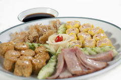 Chinese starter dish Stock Photography
