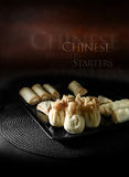 Chinese Starters Stock Image