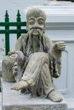Chinese statue Stock Photo