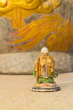 Chinese Statue of Fu Royalty Free Stock Images