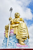Chinese statue god. Big Chinese statue god at Hatyai Songkla Stock Images