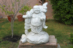 Chinese statue Royalty Free Stock Photo