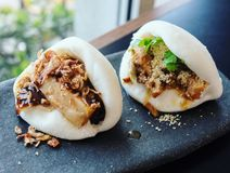 Steam buns. Chinese steam buns stock photos