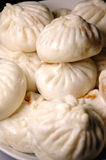 Chinese Steamed Buns Stock Photos