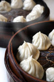 Chinese steamed buns Stock Image