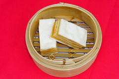 Chinese Steamed Buns and variety of dim sum traditional Chinese Royalty Free Stock Photo