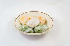 Chinese Steamed Dessert Stock Image