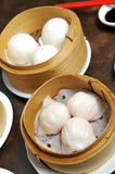 Chinese steamed dimsum Royalty Free Stock Photo