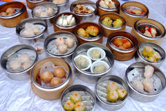 Chinese steamed dimsum Royalty Free Stock Photography