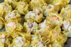 Chinese Steamed Dumplings Royalty Free Stock Photos