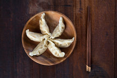 Chinese Steamed Dumplings Royalty Free Stock Image
