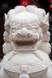 Chinese steenleeuw royalty-vrije stock foto