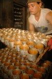 CHINESE STICKY RICE CAKE Royalty Free Stock Photos