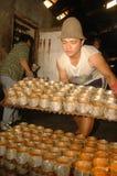 CHINESE STICKY RICE CAKE Royalty Free Stock Image