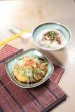 Chinese stijl gestoomde kippenkeuken royalty-vrije stock afbeelding