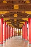 Chinese stijlgang Royalty-vrije Stock Afbeeldingen