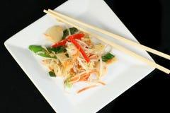 Chinese stir fry Stock Photos