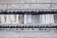 Chinese stone carved Royalty Free Stock Images