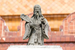 Chinese Stone Doll Stock Images