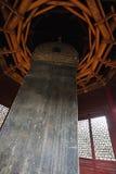 Chinese stone inscription Royalty Free Stock Photos