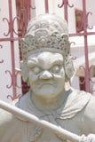 Chinese stone statue in Wat Pho, Bangkok, Thailand Royalty Free Stock Photo
