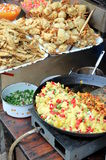 Chinese Street Food Royalty Free Stock Photos