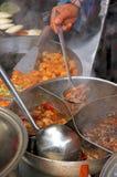 Chinese Street Food Stock Photo