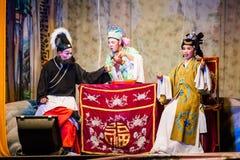 Chinese Street Opera Royalty Free Stock Photos