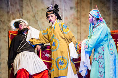 Chinese Street Opera Royalty Free Stock Images