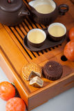 Chinese-style afternoon tea Royalty Free Stock Image