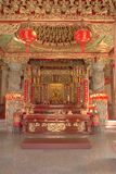 Chinese style altar Royalty Free Stock Photography