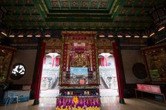 Chinese style Buddha Royalty Free Stock Images