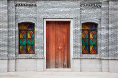 Chinese style building Royalty Free Stock Photos