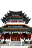 Chinese Style Building. One beautiful Chinese style building in China Stock Photography