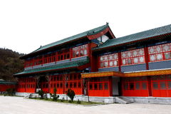 Chinese Style Building. One beautiful Chinese style building in China Stock Photo