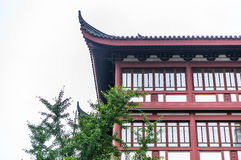 Chinese style building Royalty Free Stock Image