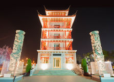 Chinese style building Stock Photography