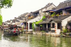 Xitang Town China Royalty Free Stock Photography